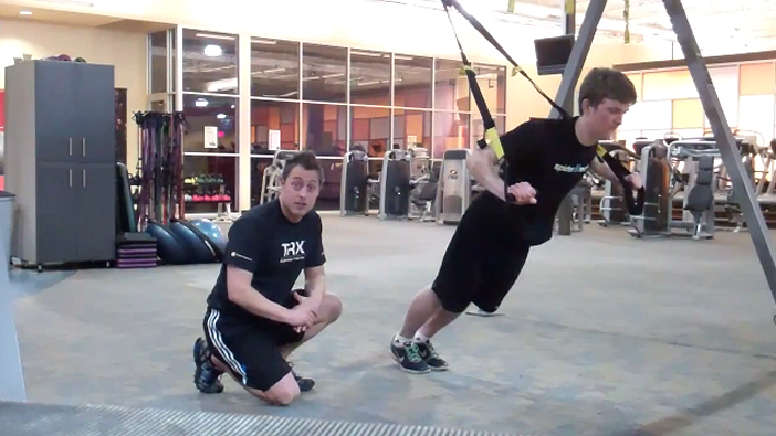 TRX Training For Cyclists