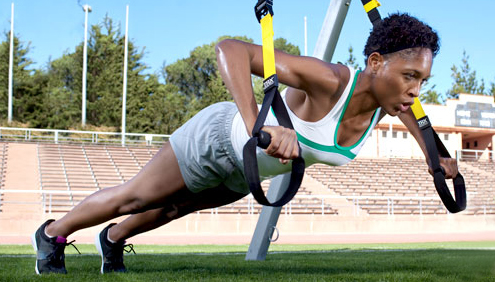 High Intensity Interval Training on the TRX