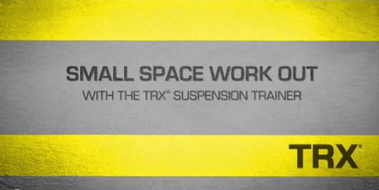 TRX Home Workout for Small Spaces
