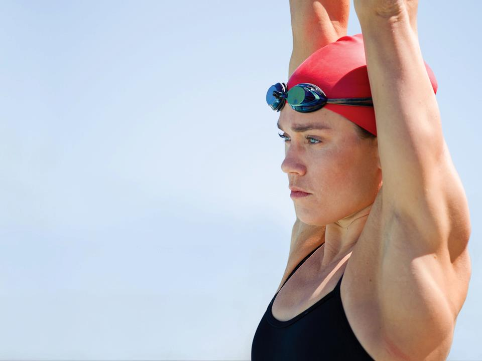 Swimmer Natalie Coughlin on TRX for Workouts, Life Balance, and World Records