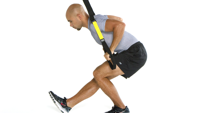 Functional suspension training
