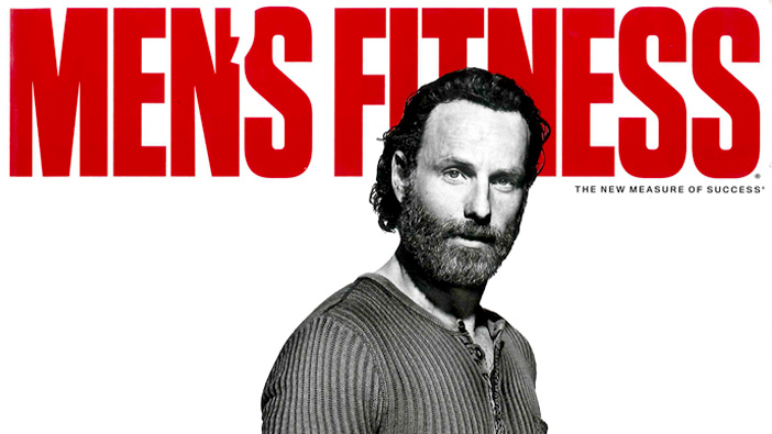 Men's Fitness Oct 14