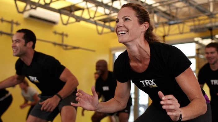 Tips for TRX Demo Classes