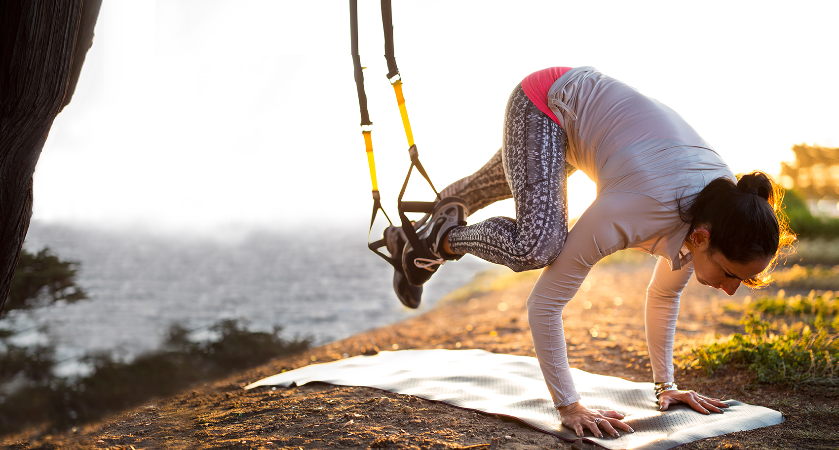 Discover TRX for Yoga