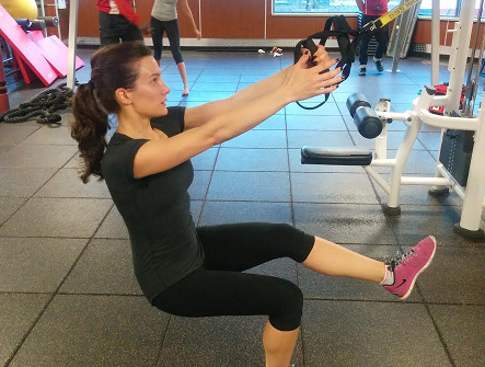 How TRX helped me stay healthy during pregnancy