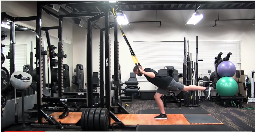 4 TRX Exercises For High Performing Hips