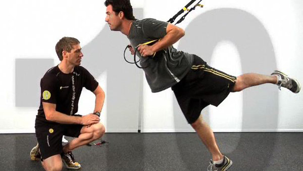 TRX Winter Sport Conditioning Workout